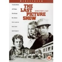 The Last Picture Show DVD