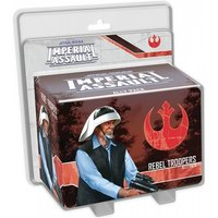 Star Wars Imperial Assault Rebel Troopers Ally Expansion Pack