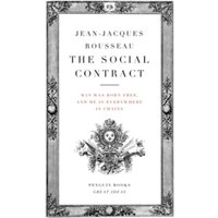 The Social Contract by Jean-Jacques Rousseau (Paperback, 2004)