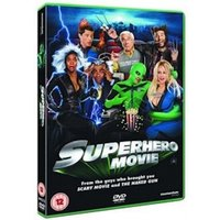 Superhero Movie DVD