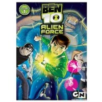 Ben 10 Alien Force Volume 1 Ben 10 Returns DVD