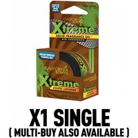 California Scents Xtreme Exotic Coconut Car/Home Air Freshener