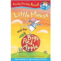 Little Mouse and the Big Red Apple by A. H. Benjamin (Paperback, 2013)