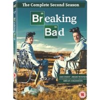 Breaking Bad Season 2 DVD