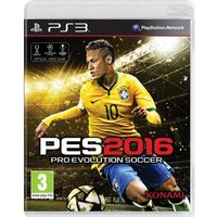 Pro Evolution Soccer 2016 Day One Edition PS3 Game
