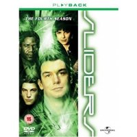 Sliders: Season 4 DVD