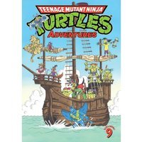 Teenage Mutant Ninja Turtles Adventures Volume 9 Paperback
