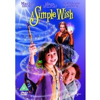 A Simple Wish DVD (1997)