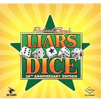 Liars Dice 30th Anniversary Edition Board Game