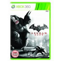 (Pre-Owned) Batman Arkham City Game