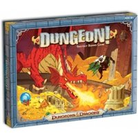 Dungeons & Dragons Dungeon Fantasy The Board Game