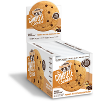 Peanut Butter (Pack Of 12) Complete Cookie