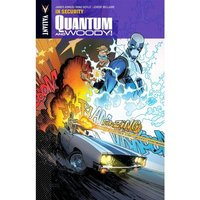 Quantum and Woody Volume 2: In Security