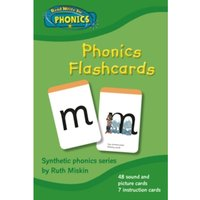 Read Write Inc. Home: Phonics Flashcards by Ruth Miskin (Cards, 2007) by Ruth Miskin,