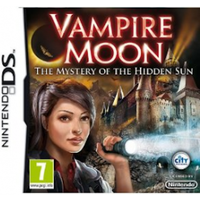 Vampires Moon The Mystery Of The Hidden Sun Game