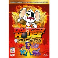 Danger Mouse Quark Games [DVD]