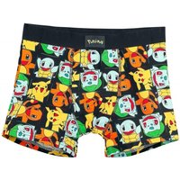 Pokemon Pikachu & Friends All-Over Pattern Small Boxer Short