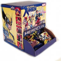 Marvel HeroClix Wolverine and the X-Men Gravity Feed Case of 24