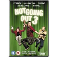 Not Going Out: Series 3 DVD