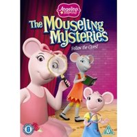 Angelina Ballerina - Mouseling Mysteries DVD