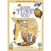 Guess How Much I Love You New Tales DVD