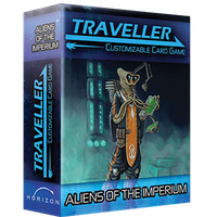 Traveller CCG: Aliens of the Imperium Expansion