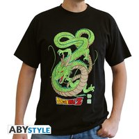 Dragon Ball - Dbz/ Shenron Men's Large T-Shirt - Black