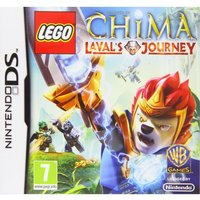 LEGO Legends of Chima Lavals Journey Game 3DS