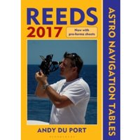 Reeds Astro Navigation Tables 2017