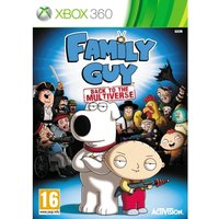 Family Guy Back to the Multiverse! Game