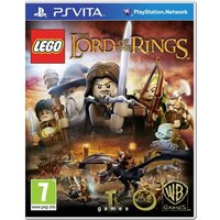 Lego Lord of the Rings Game PS Vita