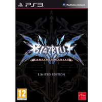 BlazBlue Continuum Shift Limited Edition Game