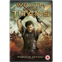 Wrath Of The Titans DVD