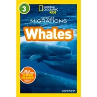 National Geographic Kids Readers: Whales (National Geographic Kids Readers: Level 3 ) by National Geographic Kids (Paperback,...