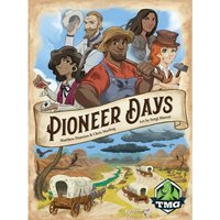 Pioneer Days Card Game