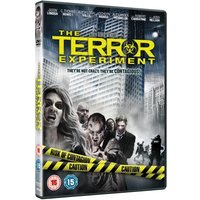 The Terror Experiment DVD
