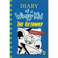 Diary of a Wimpy Kid: The Getaway (book 12) Hardcover