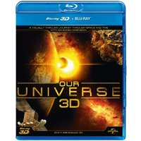 Our Universe 3D Blu Ray