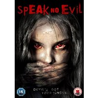 Speak No Evil DVD