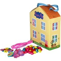 Peppa Pig House Make Your Own Jewellery Set