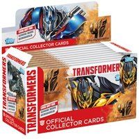 Transformers Official Collector Cards (10 Packs)