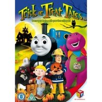 Trick Or Treat Tales Halloween DVD