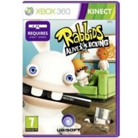 Kinect Raving Rabbids Alive & Kicking Game