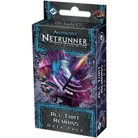 Android Netrunner LCG All That Remains Data Pack