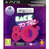 SingStar Back to the 80s Game