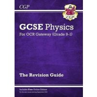 New Grade 9-1 GCSE Physics: OCR Gateway Revision Guide with Online Edition by CGP Books (Paperback, 2016)