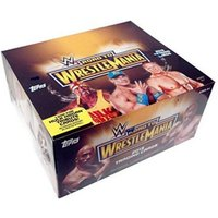 WWE Road To Wrestlemania Trading Cards (24 Packs)