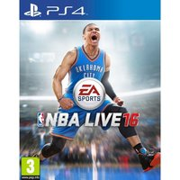 NBA Live 16 PS4 Game