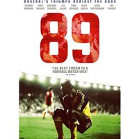 89- How Arsenal did the impossible DVD