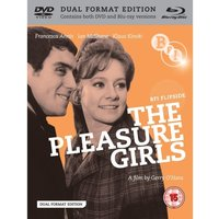The Pleasure Girls Blu-Ray and DVD